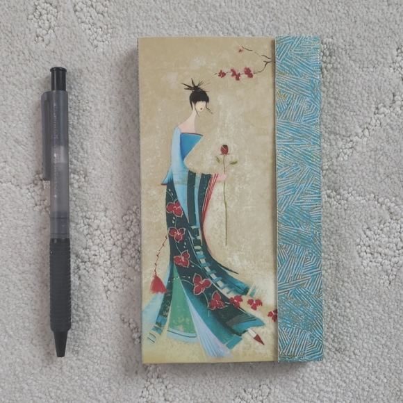 Other - Stationary notepad and pen